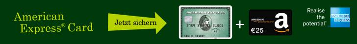 American Express beantragen