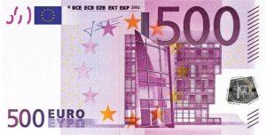 500 Euro Kredit