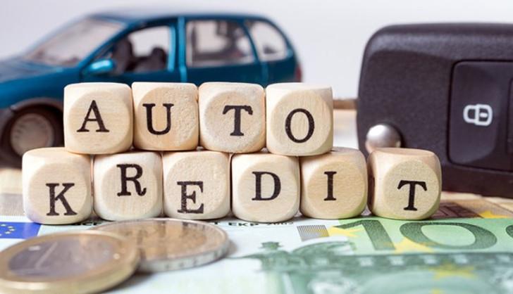 Kredit fuer Auto